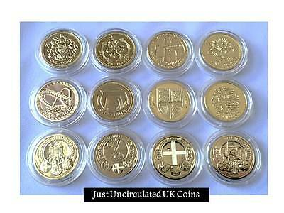 Royal Mint PROOF £1 One Pound Coins 1983 - 2019 Various Years - UK