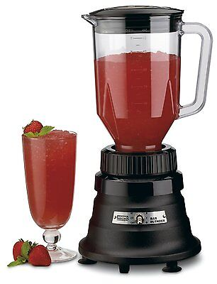 Waring BB150 Commercial Bar Blender 48 Oz poly Container BLOW OUT PRICE