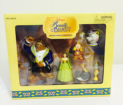 Disney Beauty and The Best Poseable Figure