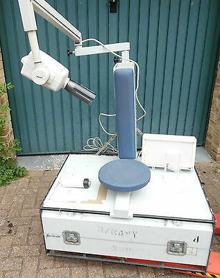 Dentronic Portable X-Ray system with Gendex head