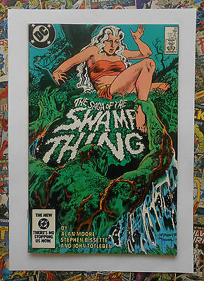 SAGA OF THE SWAMP THING #25 - JUN 1984 - 1st JOHN CONSTANTINE - NM- (9.2) CENTS!