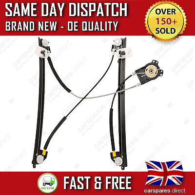 Renault Megane Mk2 Complete Electric Front Right Window Regulator 2002>On *new*