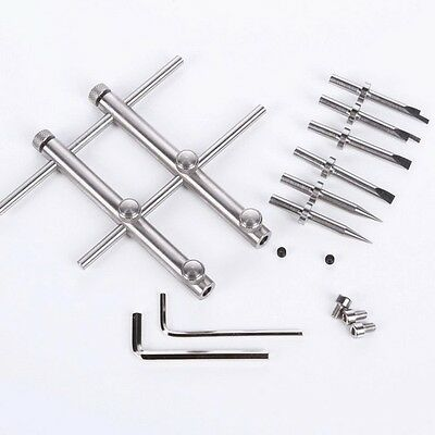 3 Tips Spanner Wrench Lens Repair Open Tool  For Nikon Canon Sony Cameras