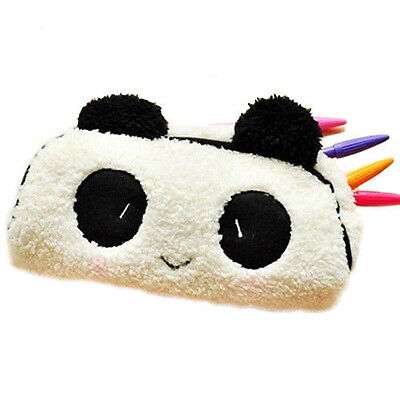Panda Mäppchen Pencil Case Stifte Süß Kawaii Anime Manga Cosplay Japan Korea