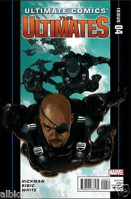 Ultimate Comics The Ultimates #4 Marvel Comics First Print
