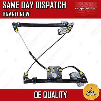 Vw Caddy Mk2 1995>2004 Front Right Side Electric Window Regulator Without Motor