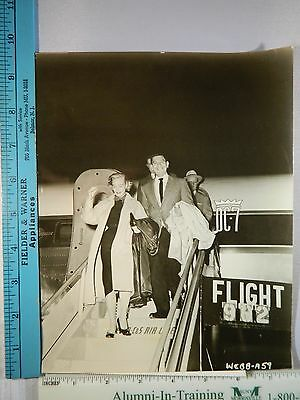 Rare Original VTG Jack Webb & Wife in New Orleans Pete Kelly's Blues Movie Photo
