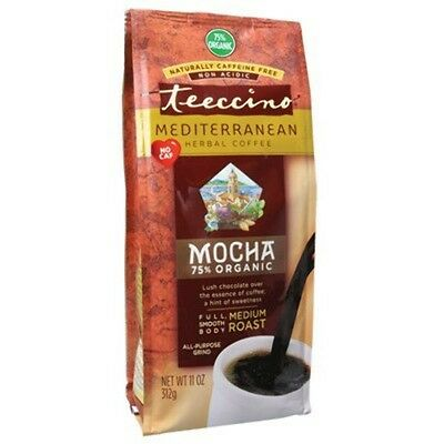 Herbal Coffee Mocha 312G Teeccino