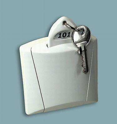 Hotel energy saver switch 16A 230V Magnetic Key Ring-fob Delay off 1,2 m