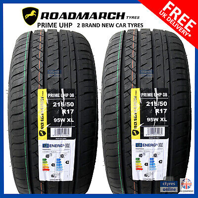 2 X New 215 50 17 EVENT POTENTUM 95W XL 215/50R17 2155017 *C/B RATED* (2 TYRES)
