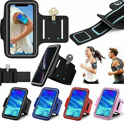 Sports Running Jogging Gym Armband Arm Band Case Cover Hold for Various Phones