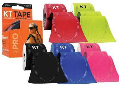 Genuine KT Tape Pro Kinesiology Elastic Sports Tape - Pain Relief Support