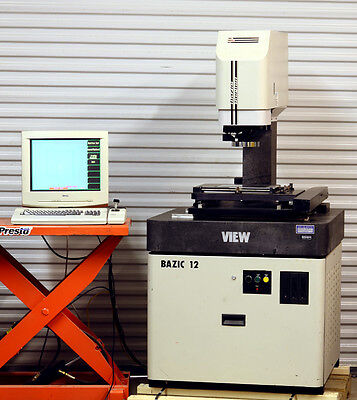 View Engineering Bazic 12 Optical CMM QVI Coordinate Measuring Machine