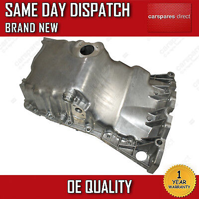 Audi A4 B5, A6 C5 1.8T Oil Sump Pan With Bore 1995>2008 *Brand New*