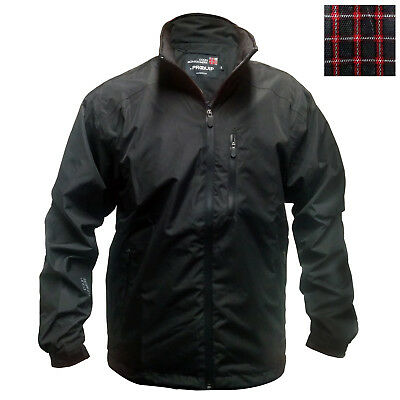 Proquip Mens Limited Edition Waterproof Jacket - New Golf Full Zip Rain Suit Top