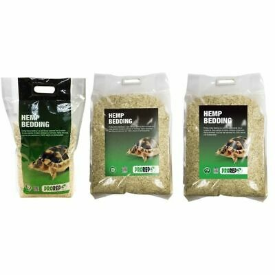 ProRep Hemp Bedding,Tortoise Substrate Bedding Hermans tortoise various size