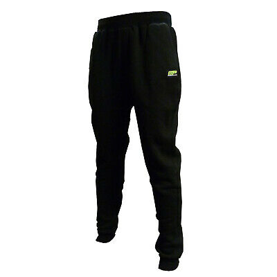 Muscle Pharm Mens Tapered Leg Fitted Sweat Pants -New Gym Fitness Bottoms Jogger