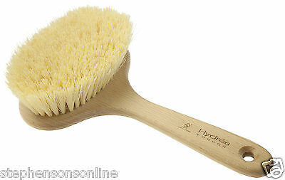 Hydrea London Dry Skin Body Brush With Extra Long Cactus Bristles WSH3S/40
