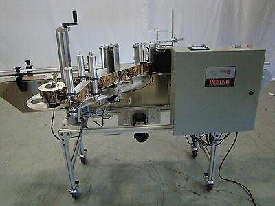Paradigm 700SP Can Labeler