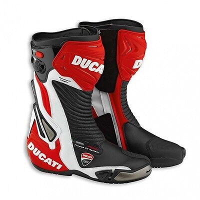 Ducati Corse 2 Motorcycle Race Boots by TCX 9810288