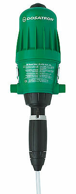 Dosatron D3GL-2 Green line non electrical in line fertiliser irrigation injector