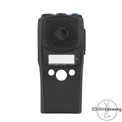 Black Repair Housing Case For Motorola PR400 limited-keypad Portable Radio