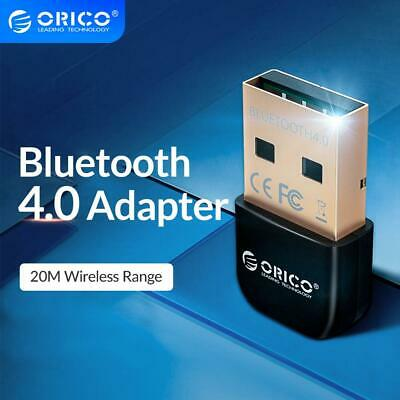ORICO Wireless Bluetooth Adapter V 4.0 Dongle Receiver for PC WIN 7/8/10 Vista