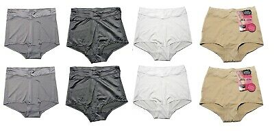 8 Pack Boyshorts Maidenform 81600 Sweet Nothings Everyday Control Smooth & Shape