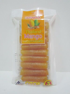 MANGO Sheet Chewing Dried Mango Delicious THAI Product 32 g