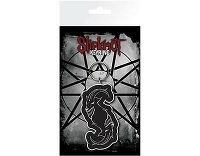 Official Licensed - Slipknot - Goat Keychain Metal Corey