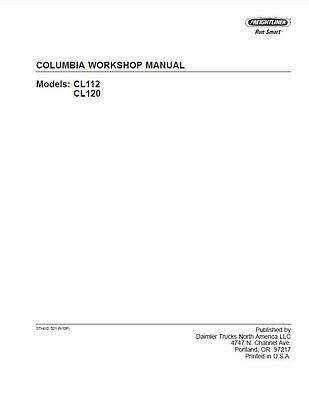 freightliner columbia wiring schematic pdf freightliner freightliner coronado factory workshop repair service shop manual on freightliner columbia wiring schematic pdf
