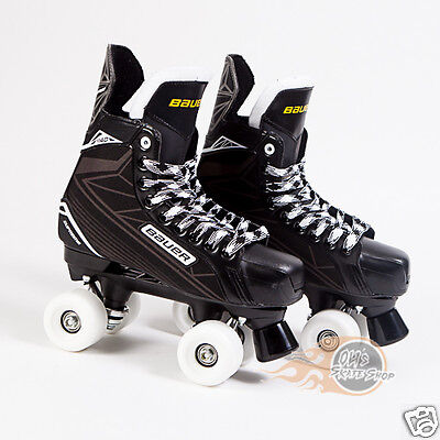 Bauer Quad Roller Skates - Supreme S140 Conversion - Sims Streets Snakes