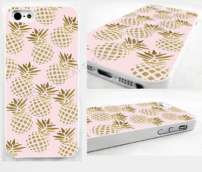 head case,cover for iPhone,iPod>pineapple design,pastel,pink,bright,fruit,retro