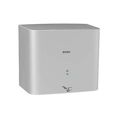 TOTO Clean Dry Mod. HDR130#SV (110V/120V) Surface-Mounted High-Speed Hand Dryer