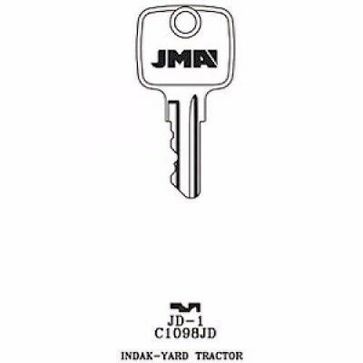 xx Replacement JD Key for John Deere 30-40-50 Series tractor plant key by now xx