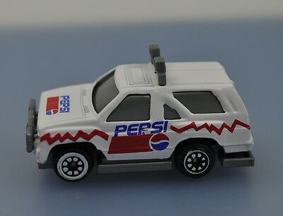 Pepsi Cola Auto Modellauto USA 1997 Wheeler Die-Cast Car