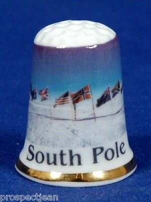 The South Pole 'Exclusive' China Thimble B/61