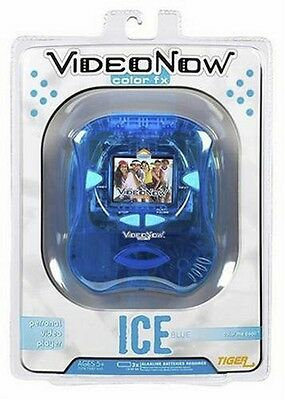 Hasbro - Videonow Color FX Player / Videonow Player - Ice Blue - BRAND NEW