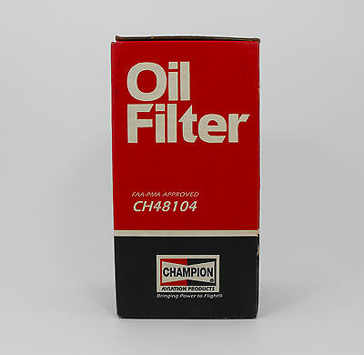 CH48104 Champion Spin On Oil Filter - FREE SHIPPING!