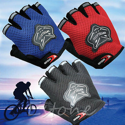 Weight Lifting Gloves Fitness Sports Gym Body Building Exercise Training Workout