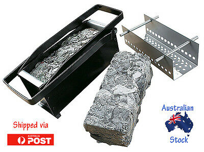 DIY Recycle Newspaper Briquette Maker Paper Log Brick for Heating Fire Stove