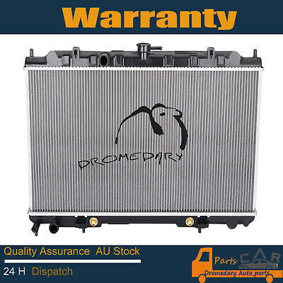 Radiator For Nissan Pulsar N16 LX Q ST 4Dr SEDAN 2000-2006 1.6L 1.8L
