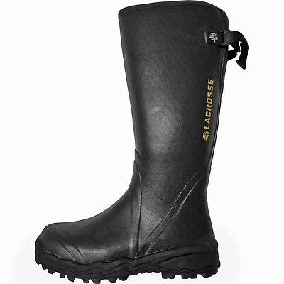 "LaCrosse Wellies - AlphaBurly Pro 18"" - 3,5 Neoprene - Estate - brown"