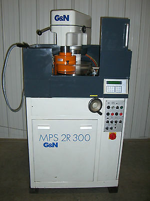 G&N MPS 2 R300S Precision Surface Grinding Machine