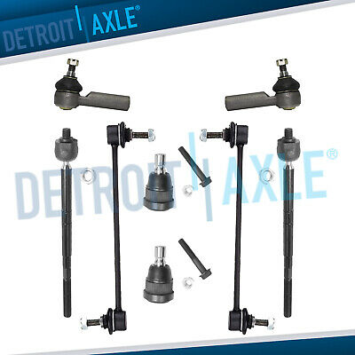 Brand New 8pc Complete Front Suspension Kit 01 - 04 Ford Escape Mazda Tribute