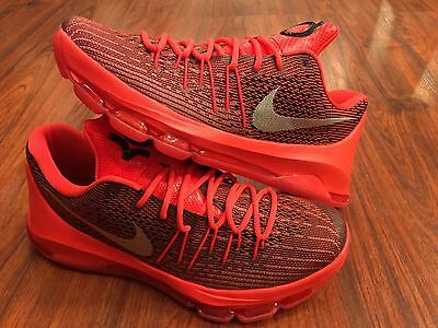 NIke KD 8 Crimson USA Kobe Foampoiste Jordan SB Atlas SZ8-14 READY TO SHIP NOW