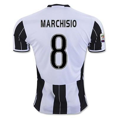 Juventus Home MARCHISIO 8 Soccer
