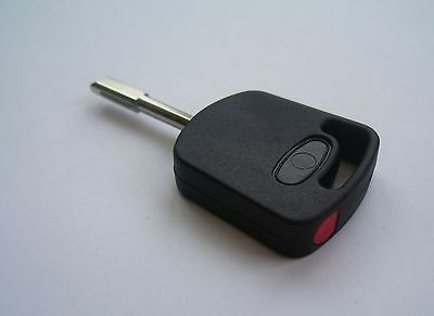 Ford Red Blank Compatable Transponder Tibbe Key