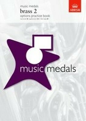 Music Medals Brass 2 Options Practice Bk, FMW - 9781860965197