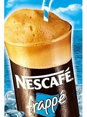 Greek Nescafe Frappe Classic Instant Coffee Original Sachets 2g Free Shipping